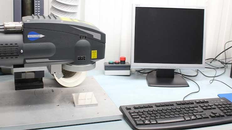Savoir-faire marquage laser